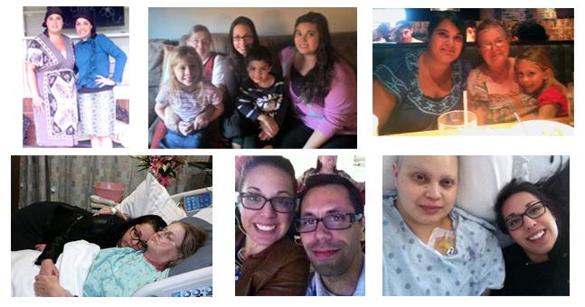 GiveForward Cancer Support Estrada Barrera Family